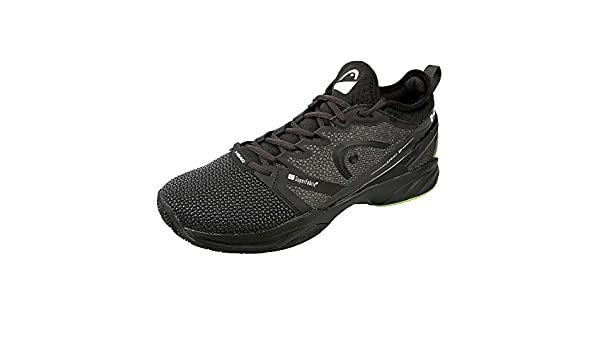 Head Sprint SF Clay Negro Verde 273998 BKGR: Amazon.es: Deportes y ...