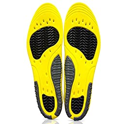 FootSpa Pro - Plantar Fasciitis Insoles, Orthotic Insoles, Insoles Support the Heel and Provide Extreme Comfort