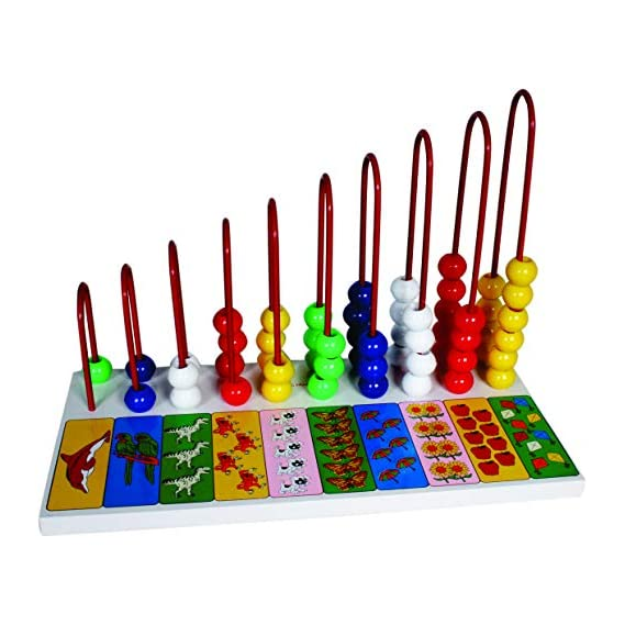 Little Genius Counting Frame Abacus