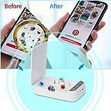 UV Cell Phone Cleaner, Portable UV Lights Smart