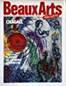 BEAUX ARTS MAGAZINE [No 15] du 01/07/1984 - CHAGALL EXPOSITIONS CLAUDEL DE KOONING DELAROCHE par Beaux Arts Magazine