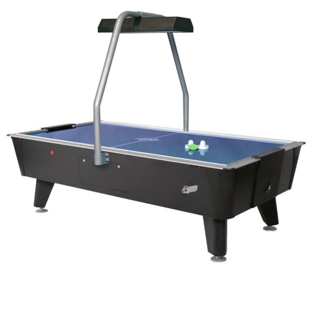 Valley-Dynamo 8ft Pro Style Air Hockey Table with Overhead Scoring by Valley-Dynamo