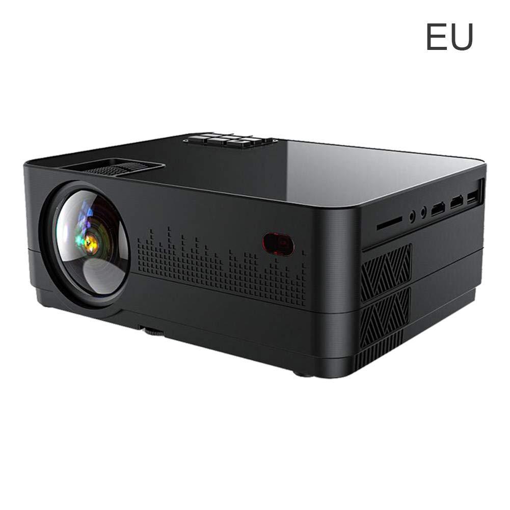 Dough.Q Mini Proyector 3D Full HD Pico Proyector, proyector ...