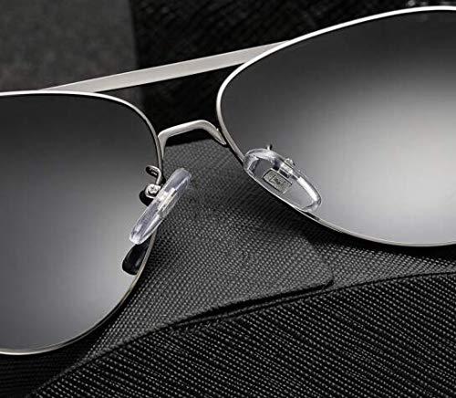 De Sol De Conductor Sol Y De liwenjun De Noche De Gafas Polarizador Gafas Día Conducción Color Doble De Uso Iw4Hdq6x