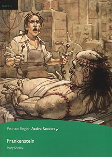 Frankenstein. Level 3 (Pearson English Active Readers)
