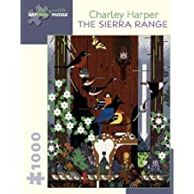 Charley Harper: The Sierra Range 1,000-piece Jigsaw Puzzle: Written by Charley Harper, 2013 Edition, (Pzzl) Publisher: Pomegranate Communications [Toy]
