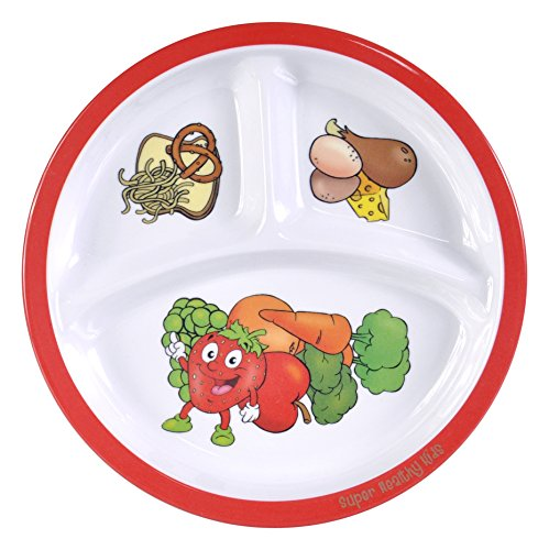 Abu Habits Icard: Healthy Habits Kids Myplate - Buy Online In UAE.