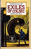 Exiles of Colsec, Douglas Hill, 0553272330