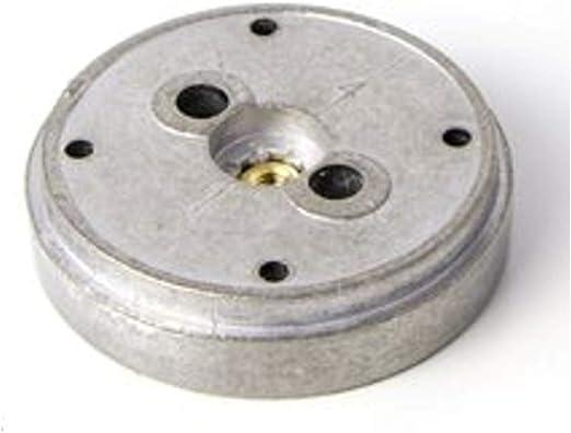 Disco de ducha de aluminio para cafetera Gaggia Saeco: Amazon.es ...