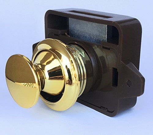 AMT Key Less Push Button - Cierre de botón para clóset de caravana para caravana de coche o furgoneta, HP Spectre 13 X360