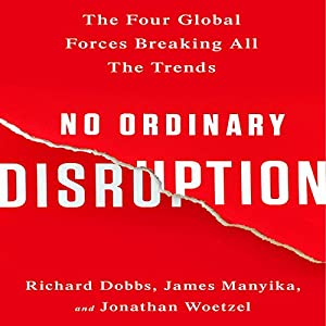 No Ordinary Disruption Audiobook