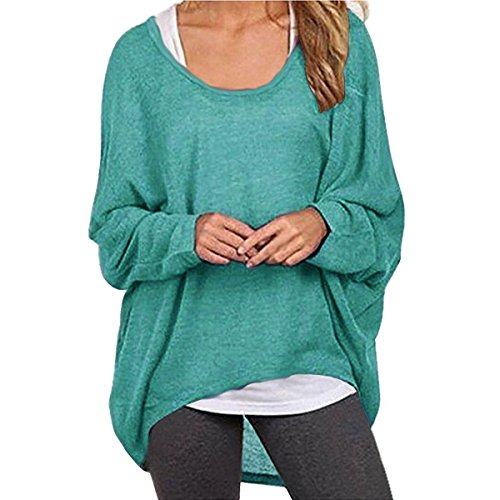 Leezeshaw - Camisas - para mujer Verde