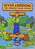 : River Crossing - The Perilous Plank Puzzle