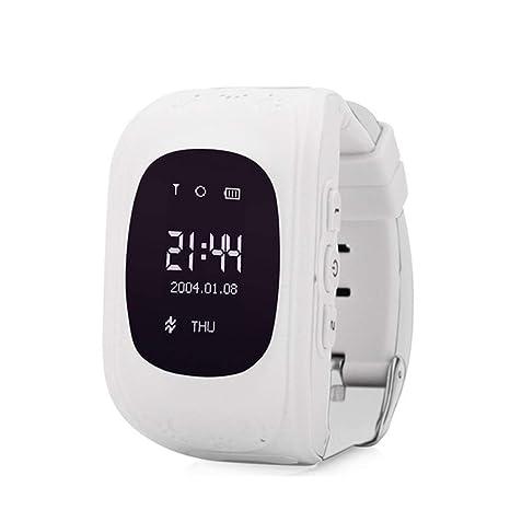 Winnes SmartWatch GPS Tracker, Smart Watch Phone Niños Impermeable ...