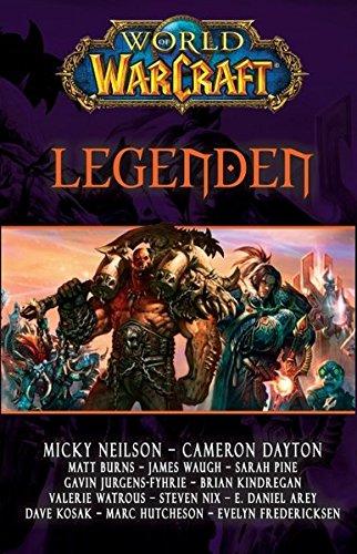 World of Warcraft: Legenden, Kurzgeschichten aus dem WoW-Universum
