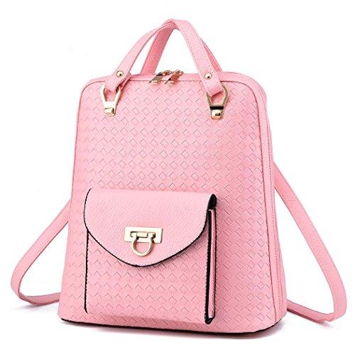 flake-rain-womens-fashionable-personality-braided-elegant-shoulders-bag-backpackpink