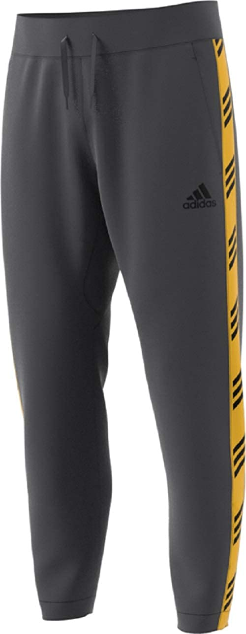 adidas Men's 21723 Pro Madness Pants, Grey Six, X-Large