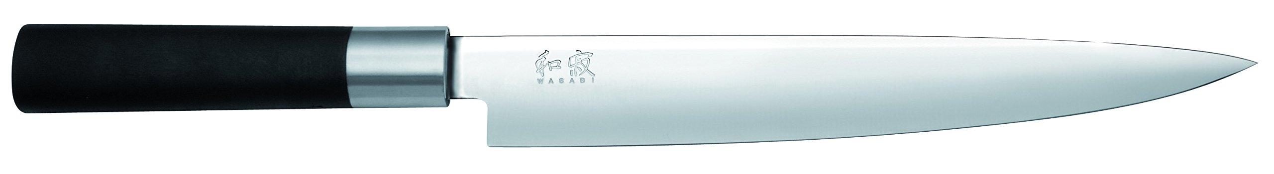 Wasabi Black Slicing Knife