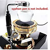 ELEOPTION Halogen Beam Heater for Syphon Coffee Maker 220V Burner Infrared Heat