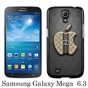 Guuci 14 Black Newest Customized Samsung Galaxy Mega 6.3 i9200 i9205 Phone Case