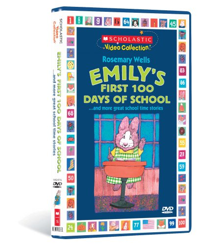 - Emily's First 100 Days of School...and More Great School Time Stories (Scholastic Video Collection)