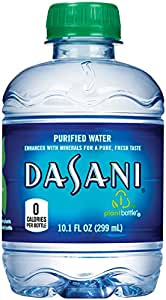 Dasani, jVVLWZ 10.1 FL OZ Bottle, 2Pack of 24