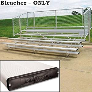 SSG-BSN NB0527P 5 Row 27 Feet Preferred Bleachers- Seats 90 by SSG / BSN