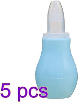 Healifty - 5 unidades de aspirador nasal para bebés, con ventosa ...