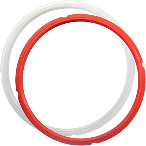 Details about  /Sealing Ring Silicone Gasket Accessory Compatible Ninja Foodi 6.5 and 8qt Pack 3