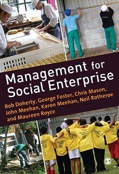 Management for Social Enterprise eBook: Bob Doherty