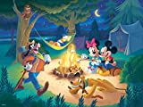 Ceaco Disney Together Time Campfire Puzzle - 400Piece