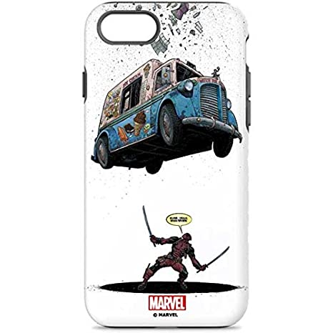 Amazon.com: Deadpool – Carcasa para iPhone 8 Deadpool I ...