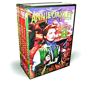 Annie Oakley, Volumes One - Five movie