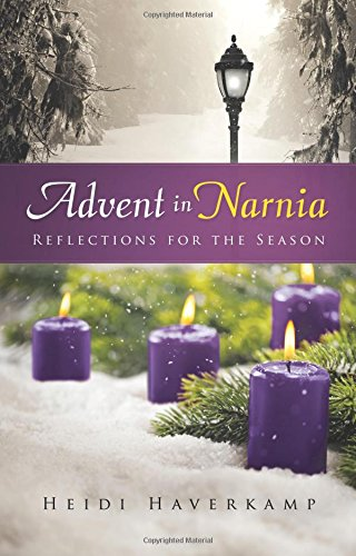 Advent in Narnia: Reflections for the Season 28 twenty-eight devotions alternate between Scripture and passages from the novel to prompt meditation on Advent themes