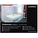 Lumaland Mosquito Net 220 x 200 x 210 cm Indoor Outdoor Available in Various Colours