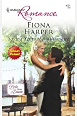 Saying Yes to the Millionaire (A Bride for All Seasons) Kindle Edition