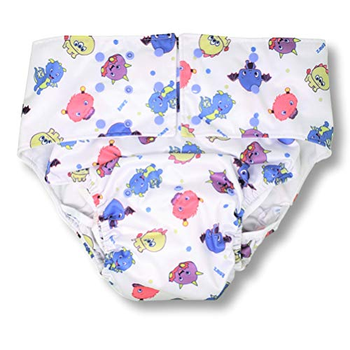Rearz - Lil' Monsters - One-Size Adult Pocket Diaper