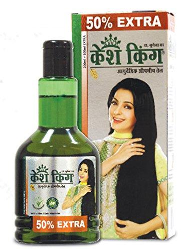 Kesh King Scalp and Hair Medicinal Oil 200ml + 100ml extra