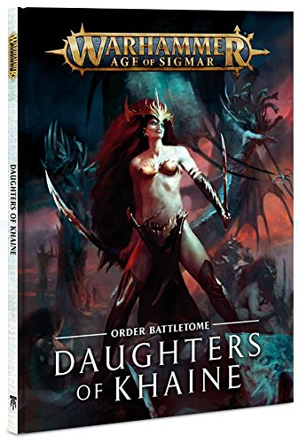 Battletome Daughters of Khaine Age of Sigmar (Grand Oasis)
