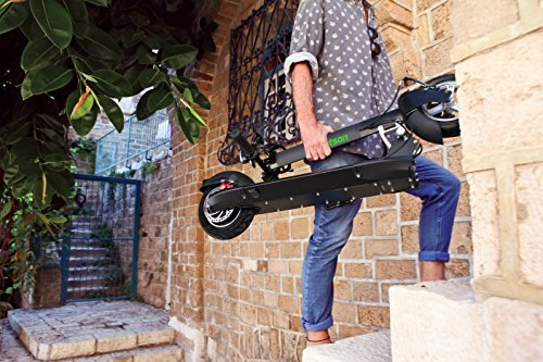 Jetson Black Breeze Folding Electric Scooter