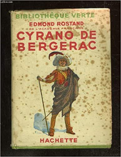 Cyrano De Bergerac; a New Version in English by Brian Hooker...: Edmond (1868-1918) Rostand: Amazon.com: Books