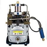 Happybuy 110V 30MPA High Pressure Air Pump Electric PCP Air Compressor for Airgun