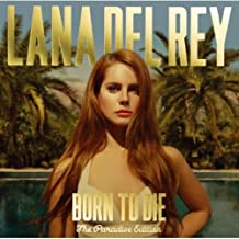 Born to Die: The Paradise Edition (CD)