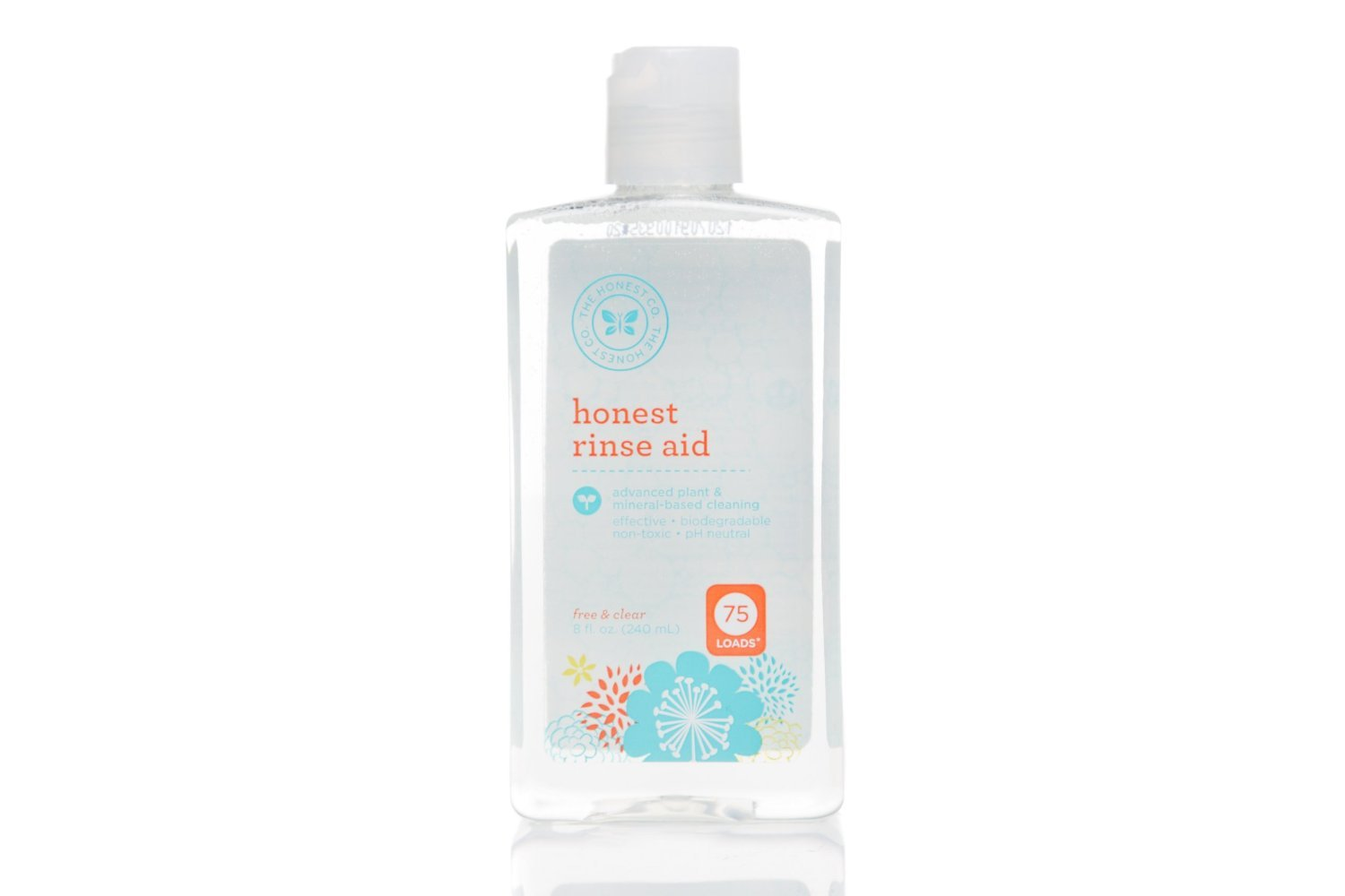 The Honest Company Honest Rinse Aid Free & Clear -- 8 fl oz THC:11153