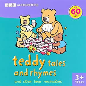 Teddy Tales and Rhymes Audiobook