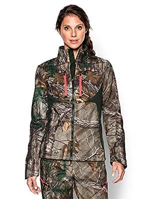 Under Armour Women's ColdGear Infrared Speed Freek Jacket