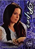 Holly Marie Combs trading card Charmed 2005 #5 Piper Halliwell