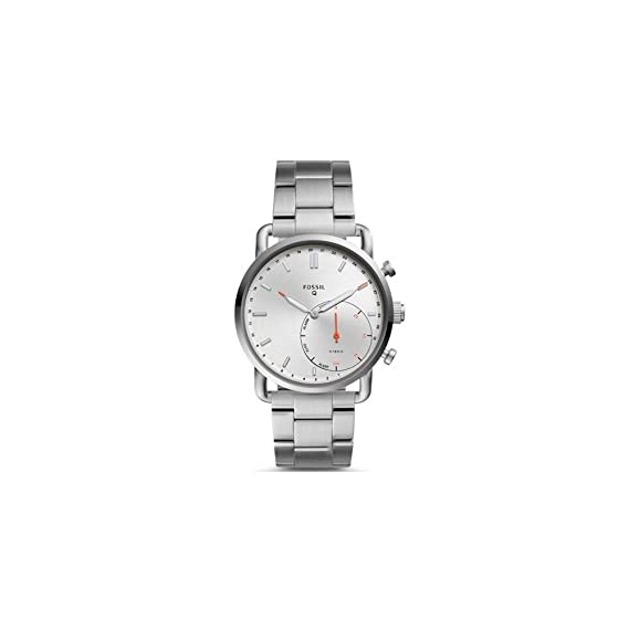 Fossil Q Hybrid SmartWatch Reloj Mod. Q Commuter: Amazon.es ...