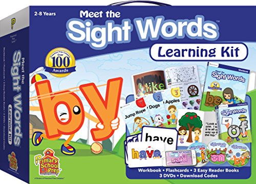 Meet the Sight Words Learning Kit (Meet Sight Words)