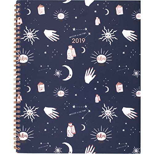 - Cambridge 2019 Weekly & Monthly Planner/Appointment Book, 8-1/2
